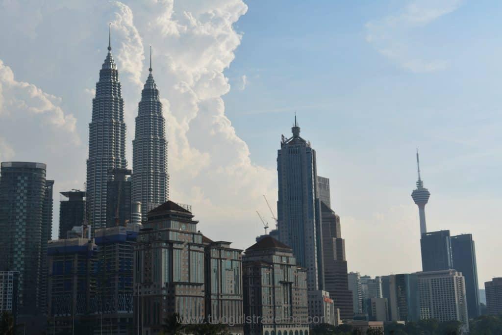 Kuala Lumpur Skyline, Four Days in Kuala Lumpur
